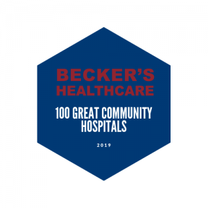 100 Great Hospitals in America Logo