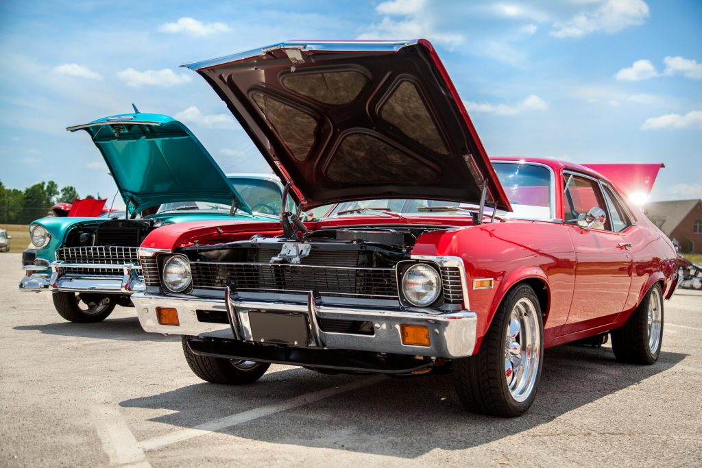 2020 HFM Harbor Town Car and Motorcycle Show