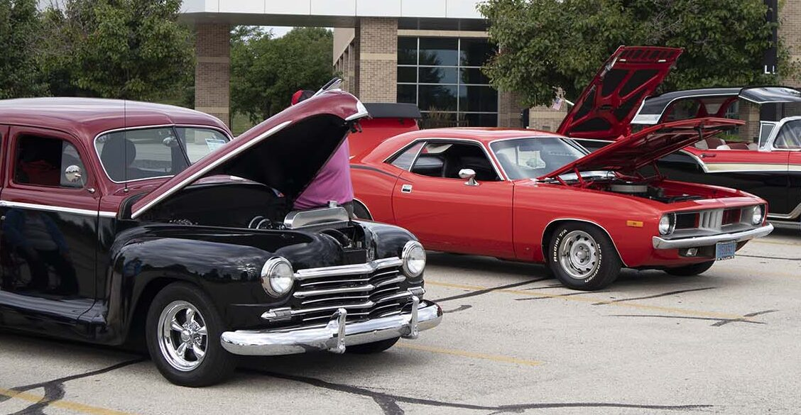 2021 HFM Harbor Town Car and Motorcycle Show